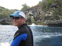 Brett Hobson marine engineer extraordinaire