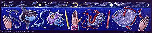 Sunfish Moonfish panel